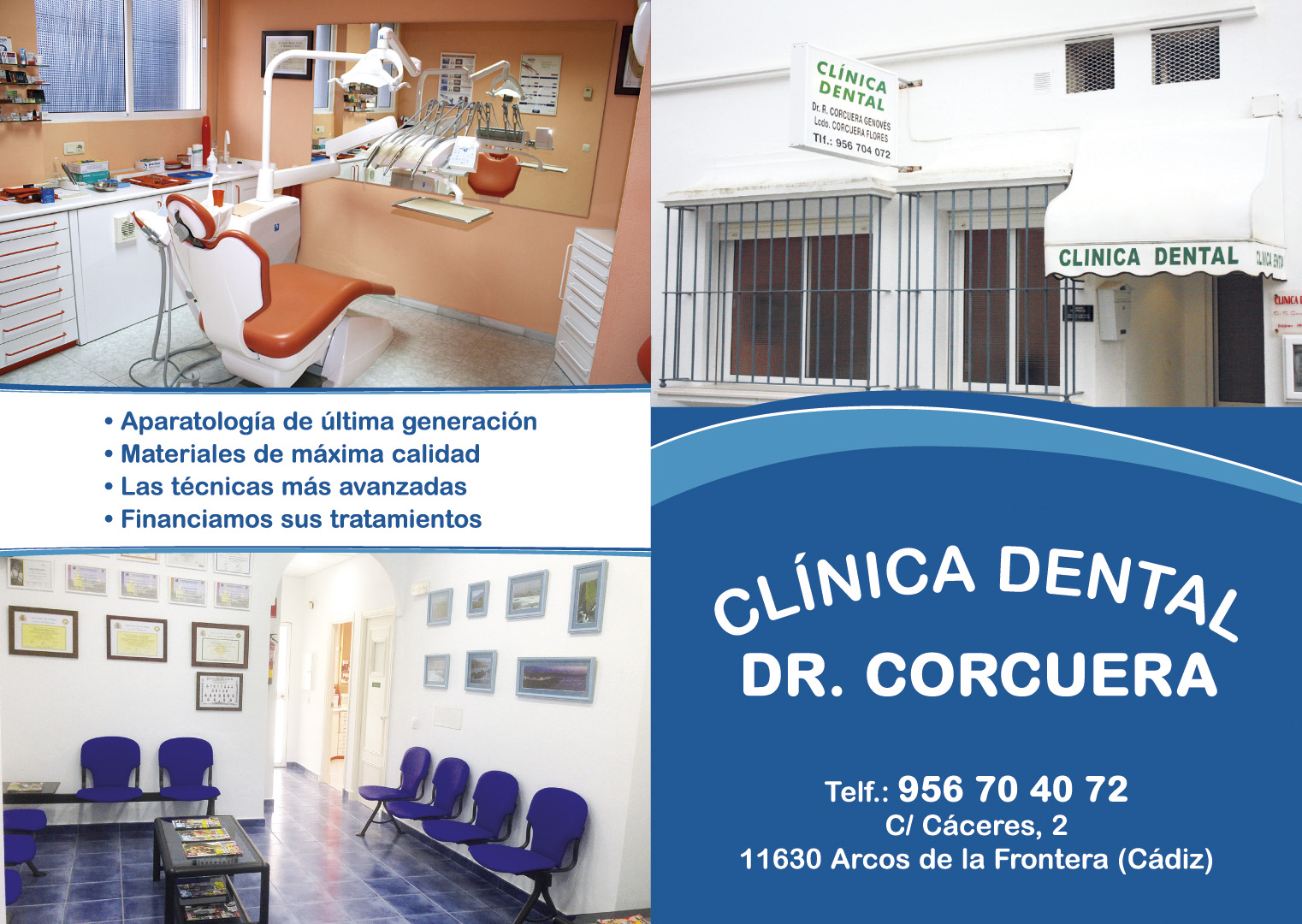 Clínica Dental Doctor Corcuera
